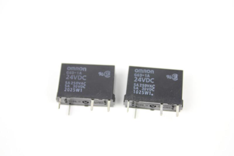 欧姆龙/继电器/固态继电器/G6D-1A