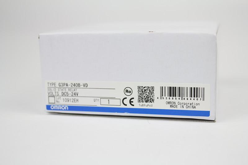欧姆龙/继电器/固态继电器/G3PA-240B