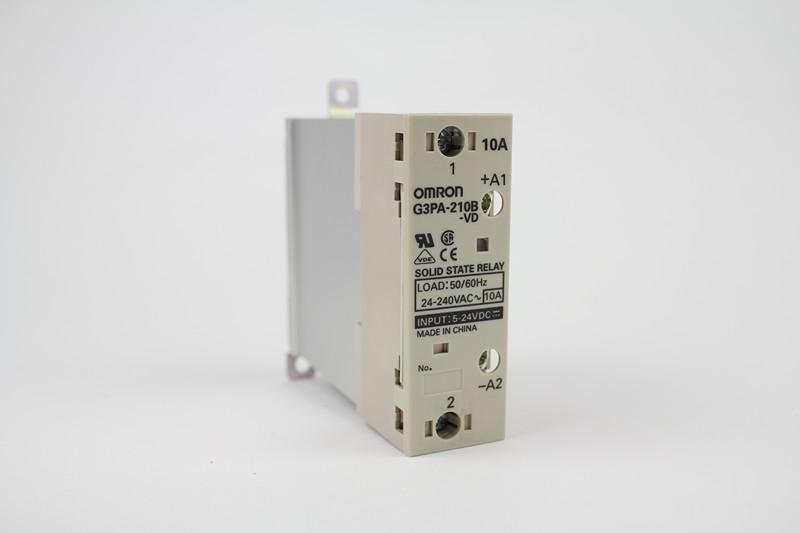 欧姆龙/继电器/固态继电器/G3PA-210B