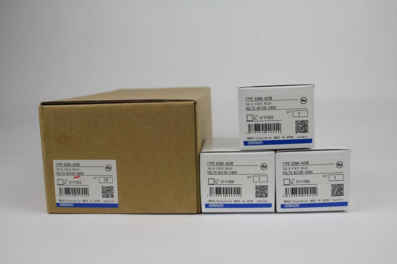 欧姆龙/继电器/固态继电器/G3NA-420B