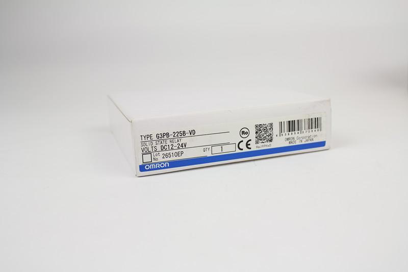 欧姆龙/继电器/固态继电器/G3PB-225B-VD