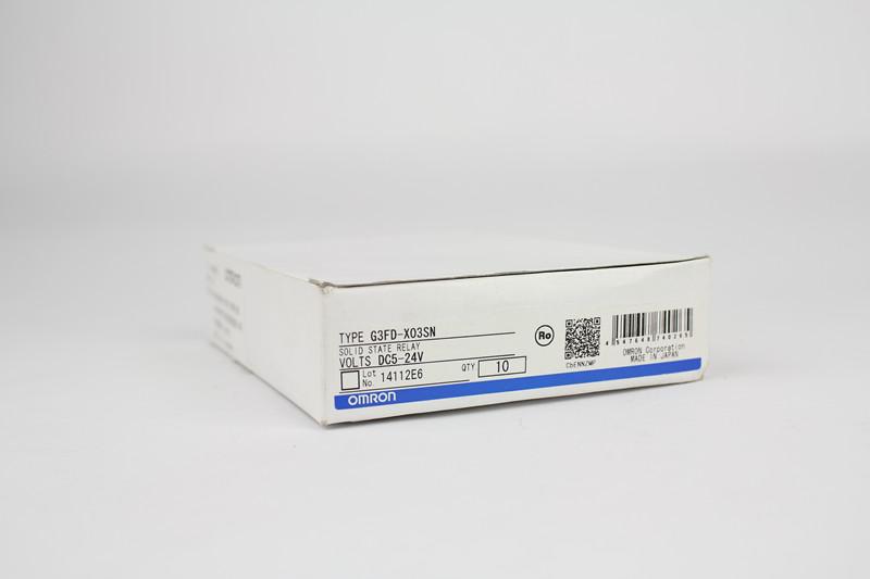 欧姆龙/继电器/固态继电器/G3FD-XO3SN DC24